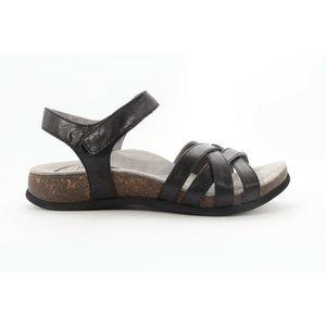 Abeo Bridgette Sandals Black Size US 5 (EPB)4366